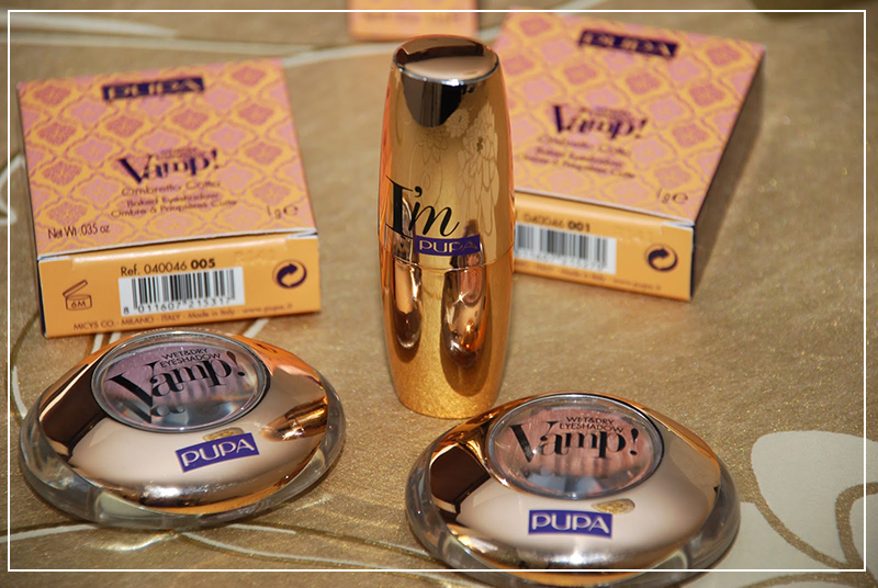 I'm Lipstick 001 Sweet Plum из осенней коллекции Pupa Paris Experience