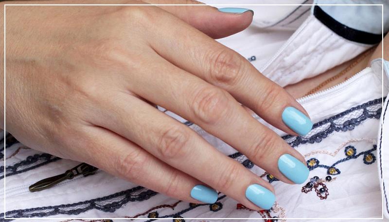 Фото лака Artdeco Art Couture Nail Lacquer 850 на ногтях