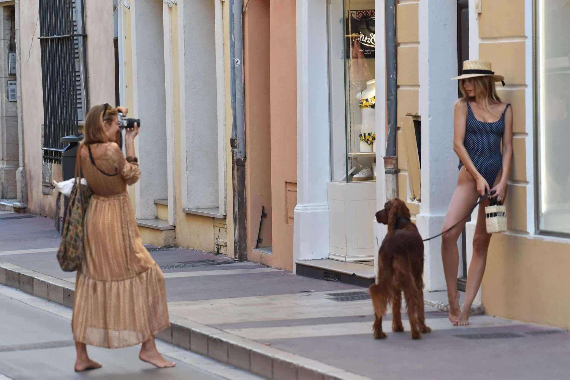 Кимберли Гарнер фото в купальнике