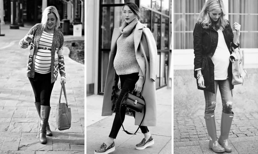 Какую обувь носить при беременности