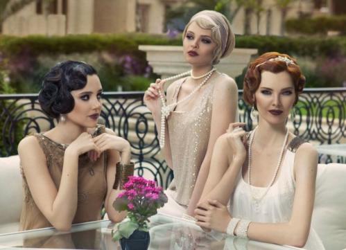 Лучшие идеи макияжа для вечеринки в стиле 20-х годов
