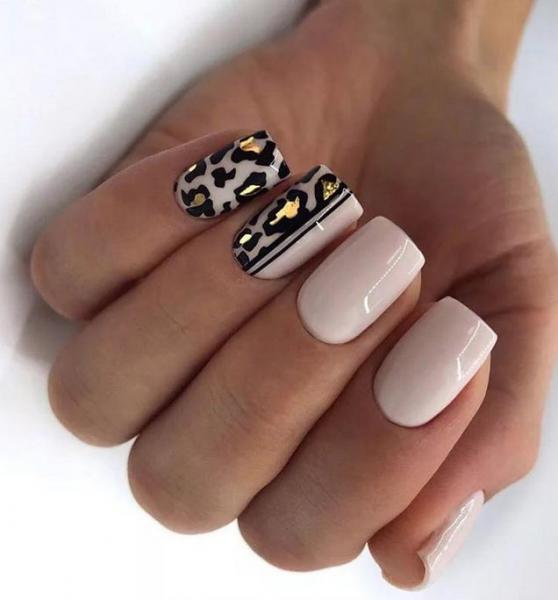 Модный дизайн ногтей 2019