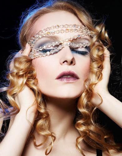 Ретро макияж 2