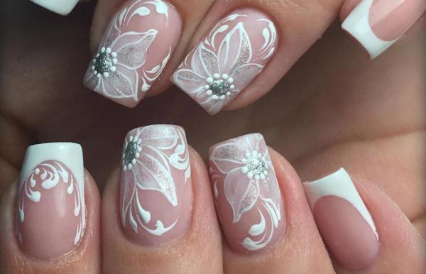 Дизайн ногтей, модный маникюр