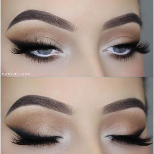 Сногшибательный макияж глаз