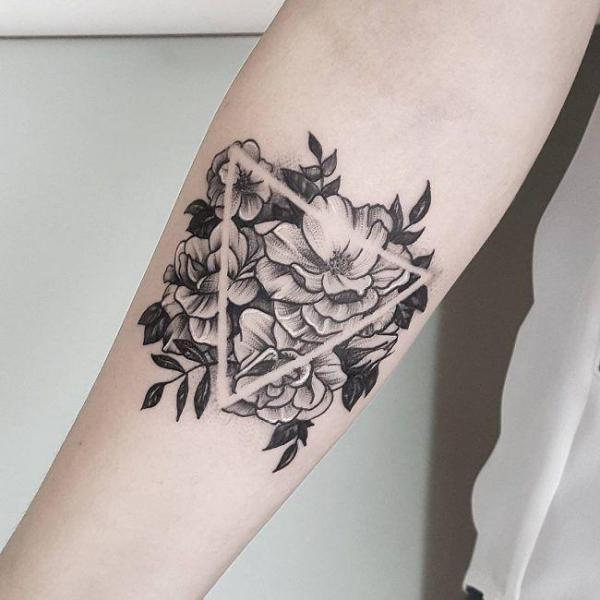 Татуировки на руке