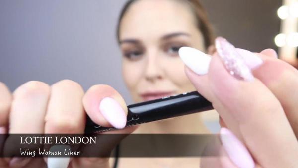 Пошаговое нанесение матового макияжа для осени в шоколадных оттенках